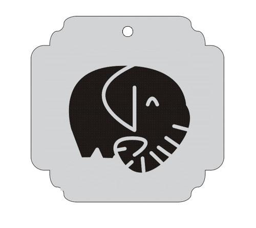 Ploščica za živali - SLONČEK