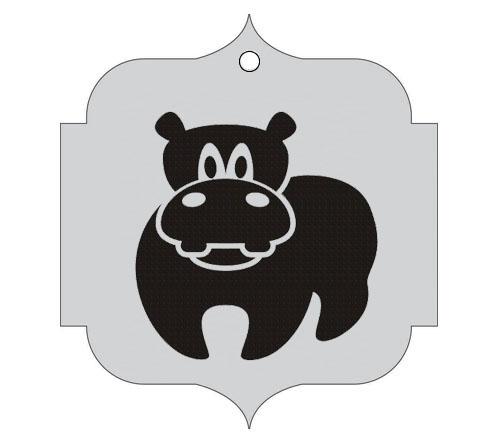 Ploščica za živali - HIPO