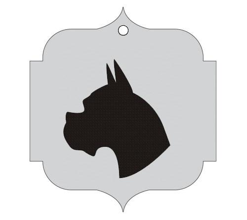 Ploščica za živali - BOKSE