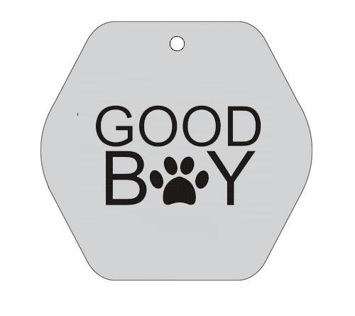 Ploščica za živali - GOOD BOY