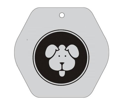 Ploščica za živali - KUŽA