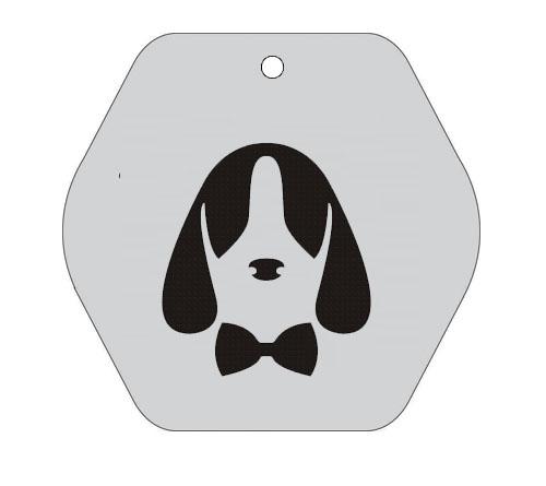 Ploščica za živali - GENTLEMAN