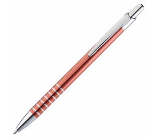 ITABELA - Aluminijasti barvni kemični svinčniki - 50 kosov