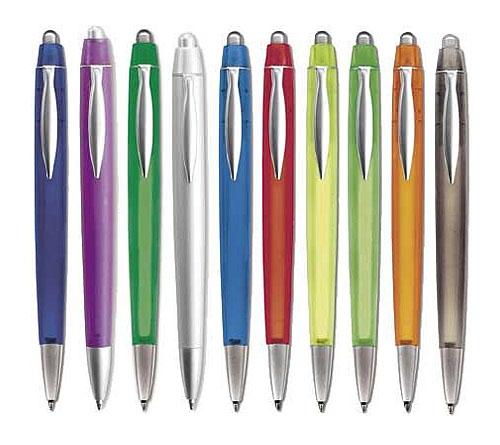 RIMINI - Plastični kemični svinčniki - 50 kosov
