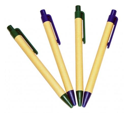 Leseni BIO kemični svinčniki - 50 kosov