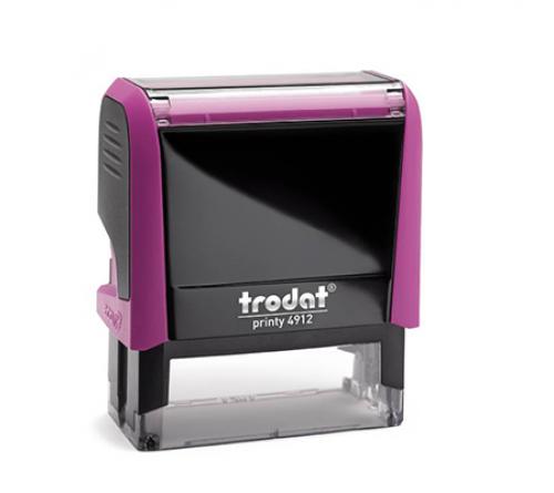TRODAT - 4912  (47x18)