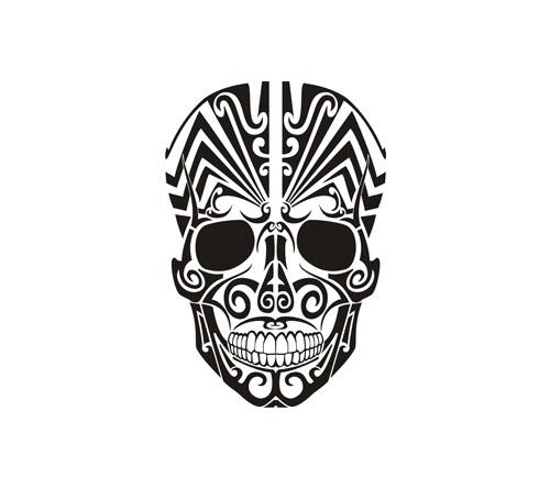 Majica - tatoo - GLAVA