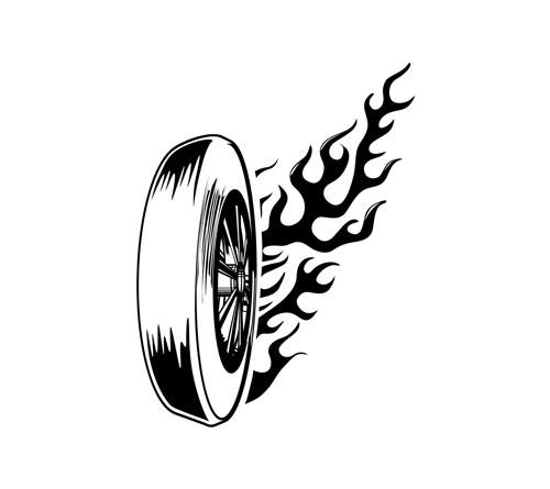 Majica - tatoo - GUMA