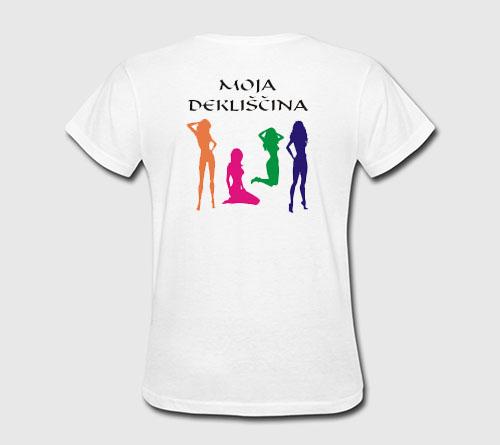 Majice - obletnice - MOJA DEKLIŠČINA