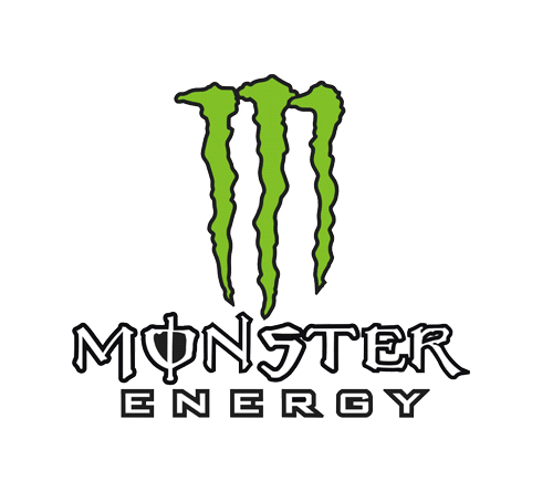 Majica z logotipom - MONSTER