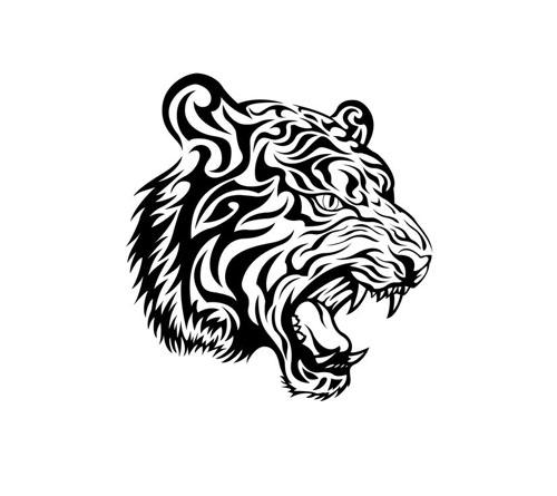 Majica motiv - TIGER