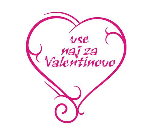 Majice - obletnice - VALENTINOVO